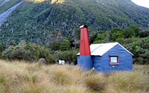 Remote Mungo Hut