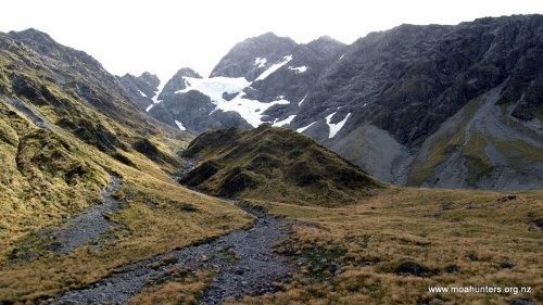 Inhospitable terrain